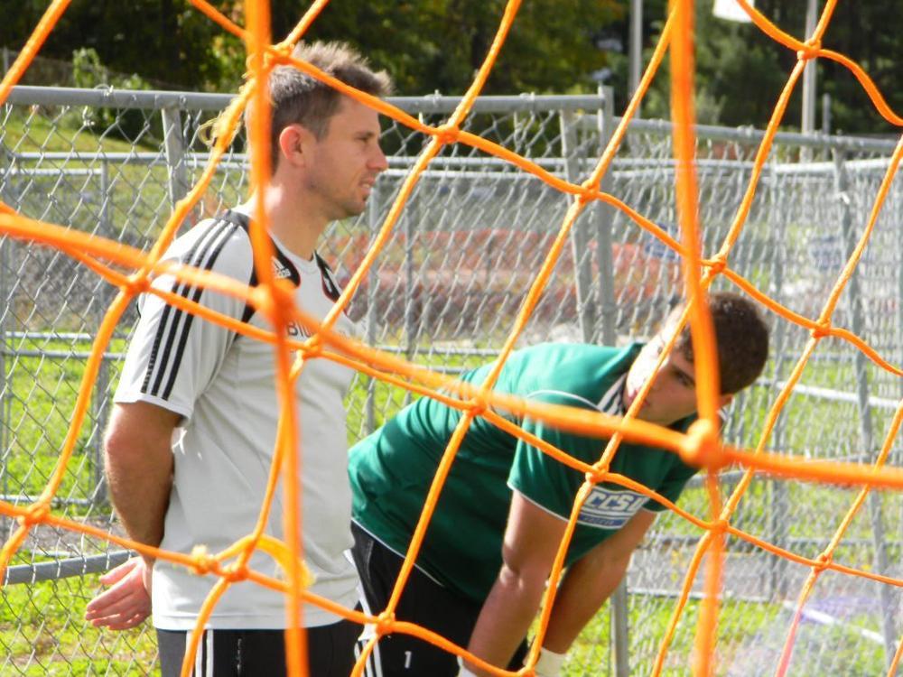 Improving goalkeeper communication