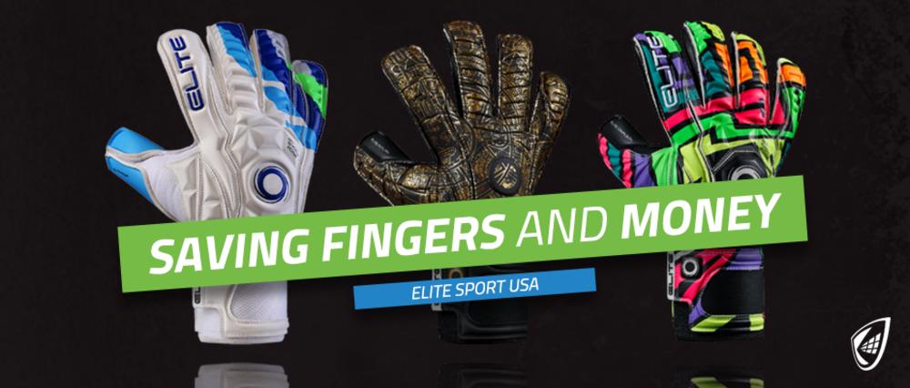 Elite Sport USA Goalkeeper Gloves  e84c47569d