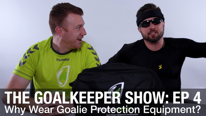 Goalkeeper Equipment For Protection and Saefety