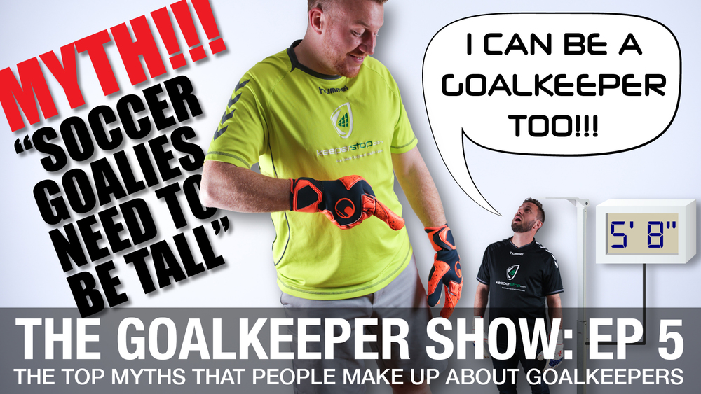Goalkeeper Myths