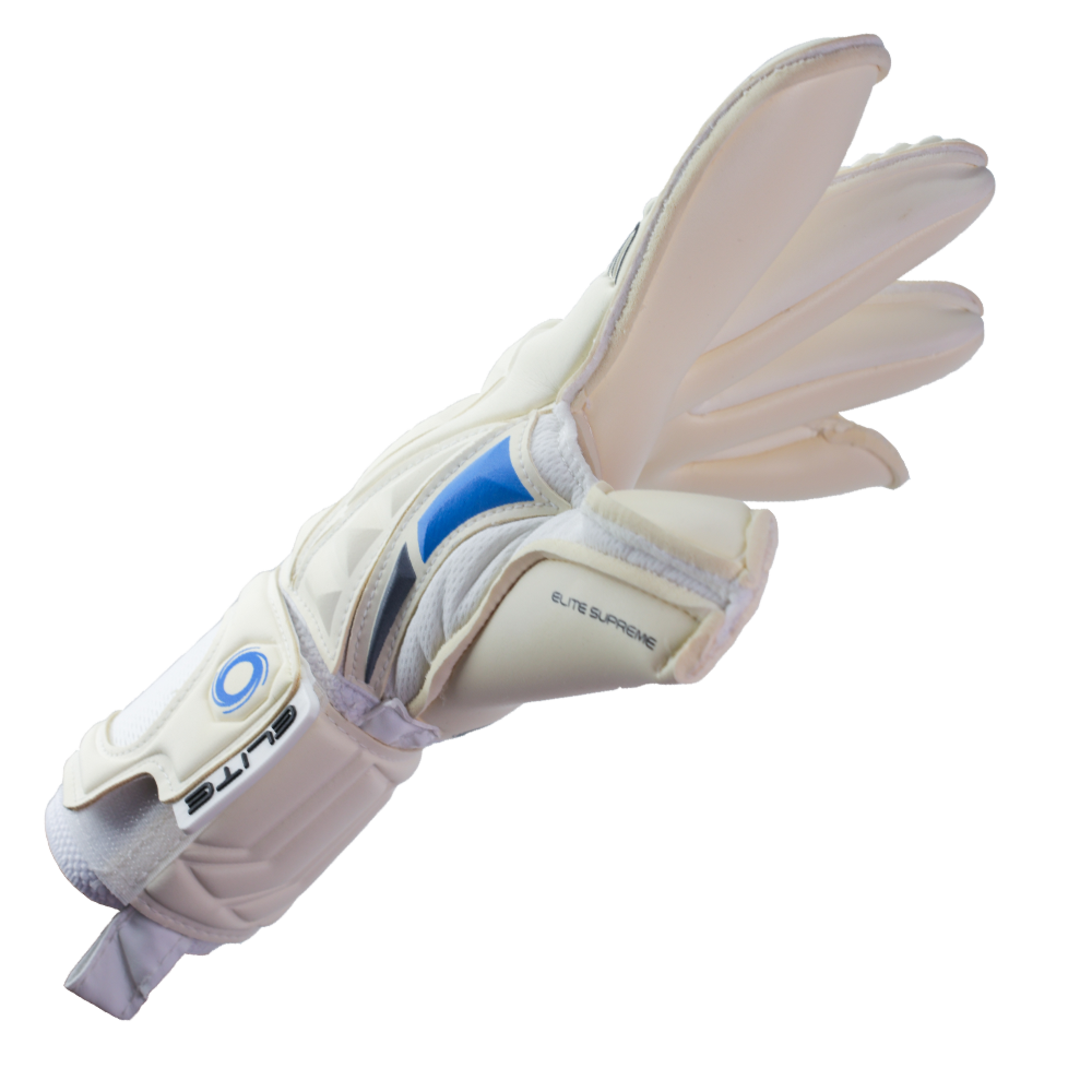 Elite Supreme goalkeeper glove right side cut