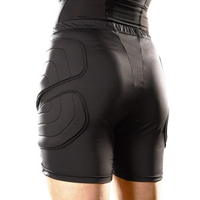 Storelli BodyShield Women's Slider Goalkeeper Short Back