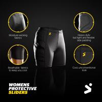 Storelli BodyShield Women's Padded Goalkeeper Short