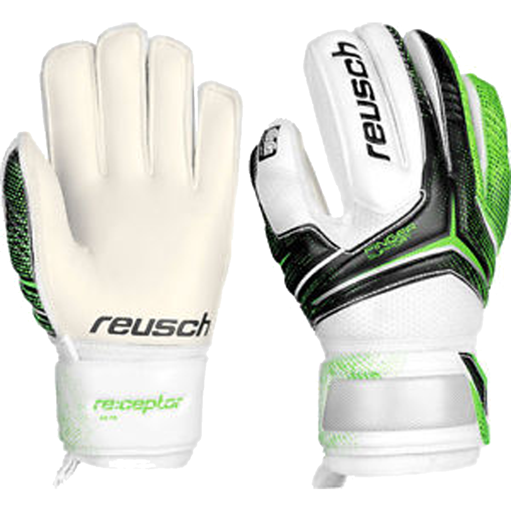 Reusch Re:Ceptor SG Finger Support Junior Goalkeeper Glove