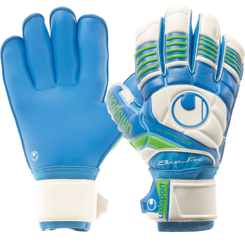 Uhlsport Eliminator Aquasoft RF Goalkeeper Glove