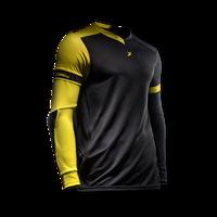 Storelli Exoshield Gladiator Goalkeeper Jersey Black