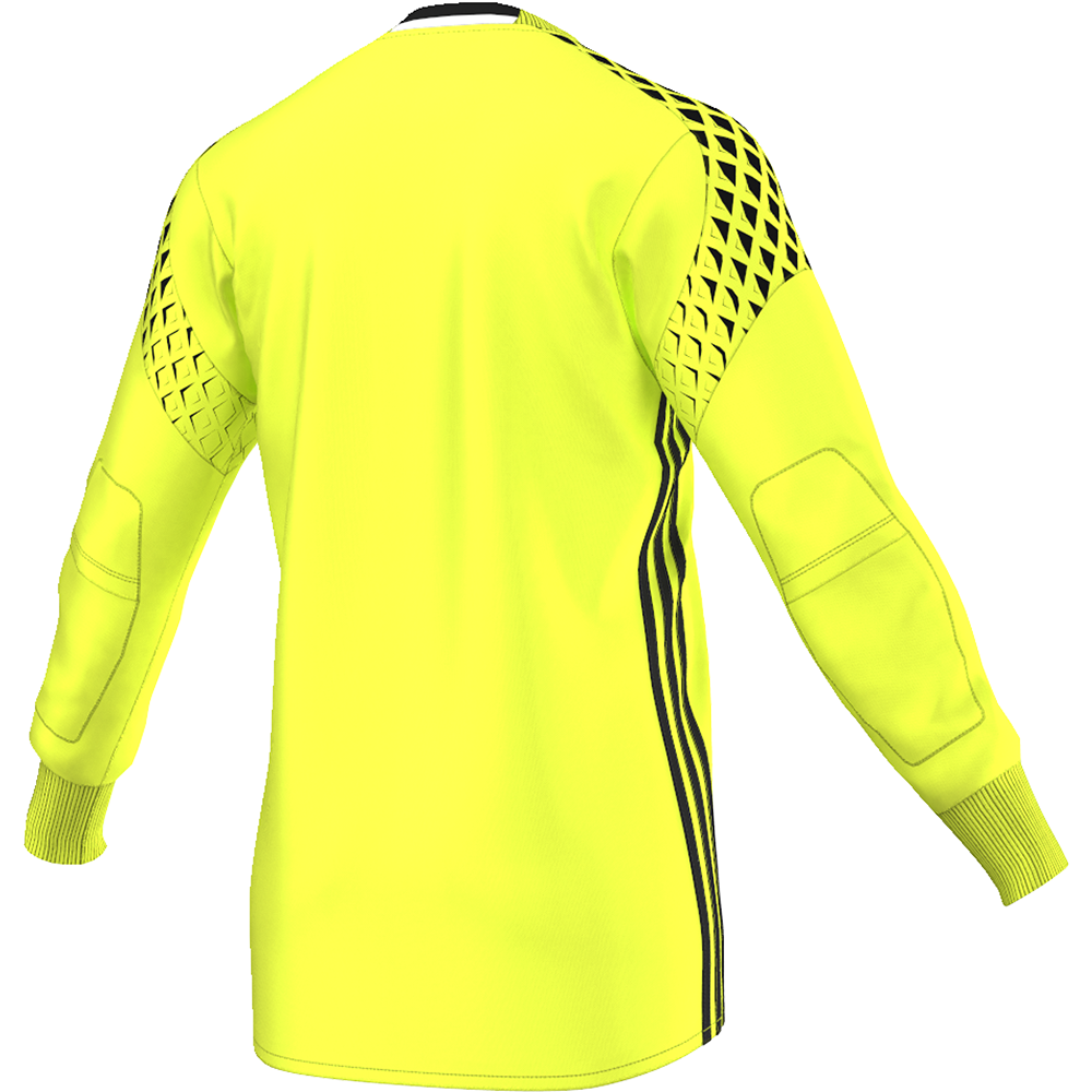 99d356836add Adidas goalkeeper jersey in YM and YL sizes