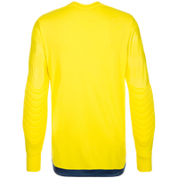 adidas Entry 15 Goalkeeper Jersey Yellow Back