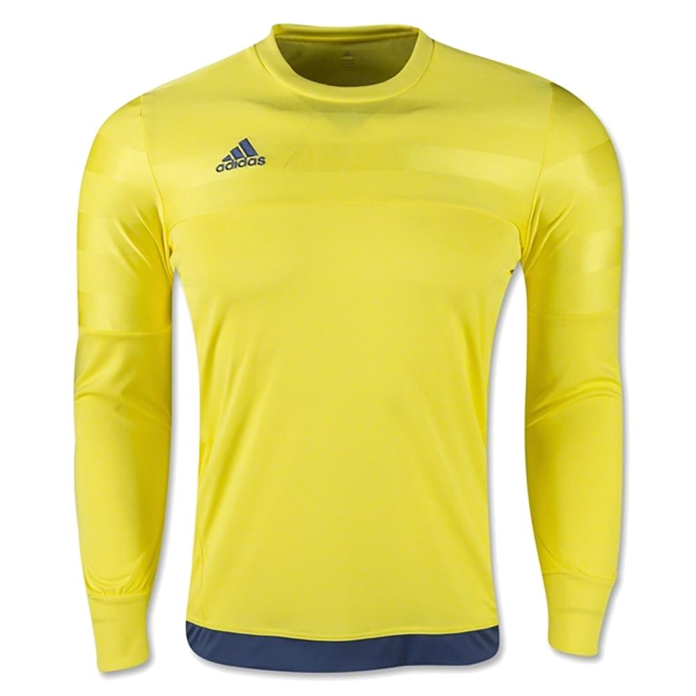 adidas Entry 15 Goalkeeper Jersey Yellow