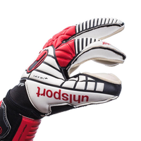 Uhlsport Eliminator Absolutgrip Bionik+ Goalkeeper Glove Side View