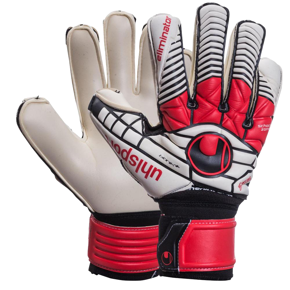 Uhlsport Eliminator Absolutgrip Bionik+ Goalkeeper Glove