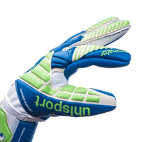 Uhlsport Eliminator Aquasoft HN Windbreaker Goalkeeper Glove Side View
