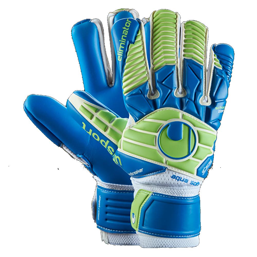 Uhlsport Eliminator Aquasoft HN Windbreaker Goalkeeper Glove