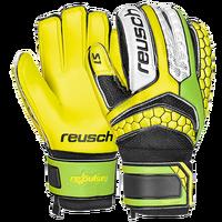 Reusch Pulse Prime S1 Finger Support Junior Goalkeeper Glove