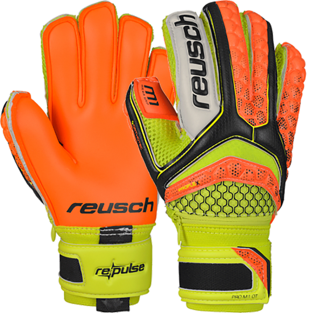 Reusch Pulse Pro M1 Ortho-Tec Junior Goalkeeper Glove
