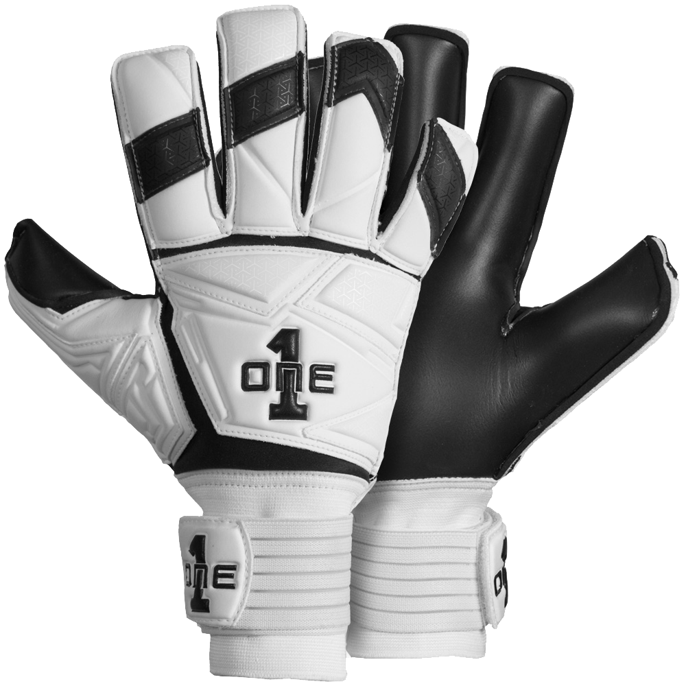 The One Glove Invictus Ice Carbon Goalkeeper Glove