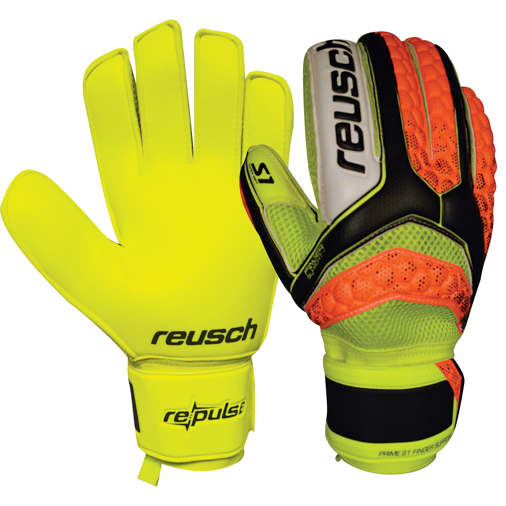 Reusch Pulse S1 Finger Support Goalkeeper Glove