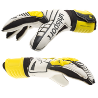 Uhlsport Eliminator Supersoft Bionik Goalkeeper Gloves Side