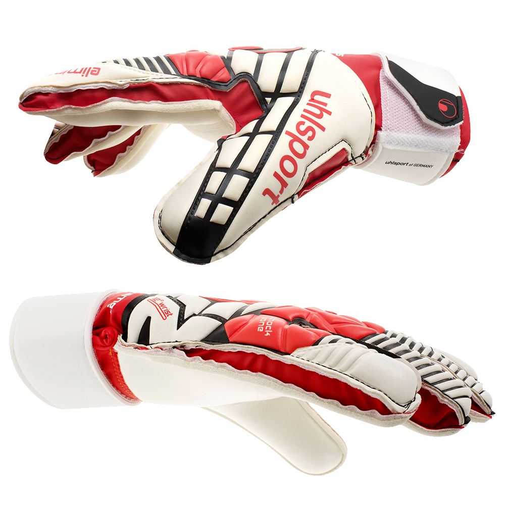 Uhlsport Eliminator Soft SF+ Junior Goalkeeper Glove side view