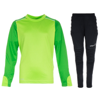 Uhlsport Tower Junior Goalkeeper Kit Green