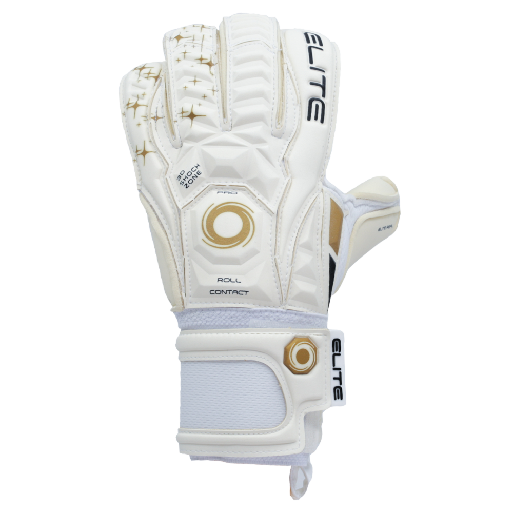 Elite Sport Real Goalkeeper glove backhand