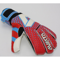 Aviata Viper Flashback Fire and Ice Goalkeeper Glove Backhand