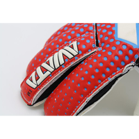 Aviata Viper Flashback Fire and Ice Goalkeeper Glove Fingers
