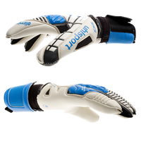 Uhlsport Eliminator Absolutgrip Bionik X-Change Goalkeeper Gloves  Side