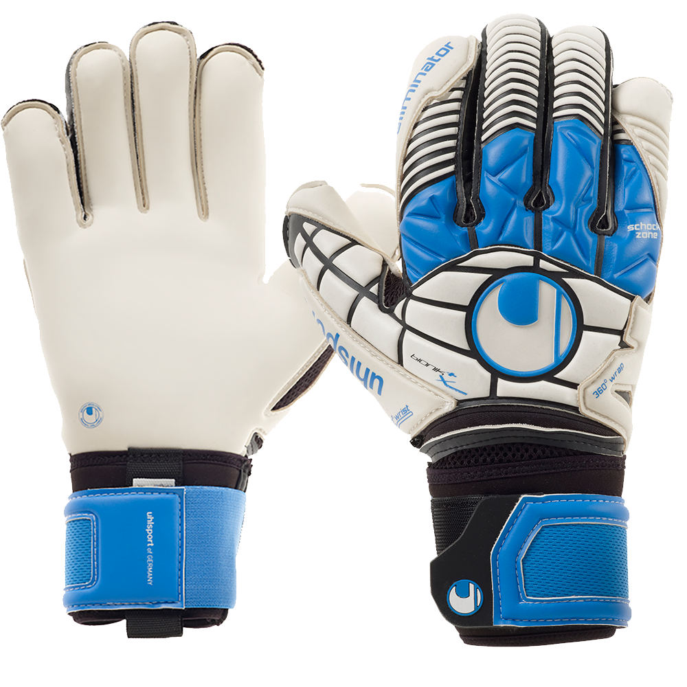 Uhlsport Eliminator Absolutgrip Bionik X-Change Goalkeeper Gloves