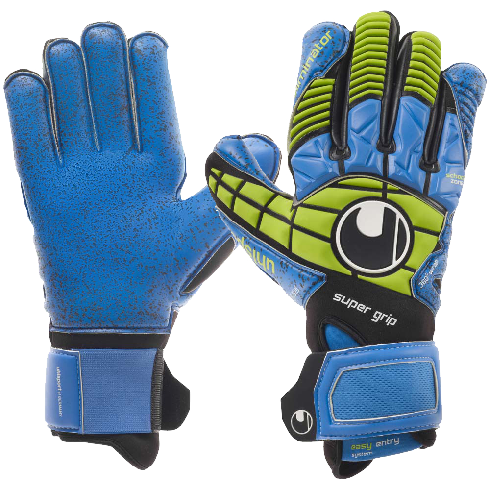 Uhlsport Eliminator Supergrip Goalkeeper Gloves