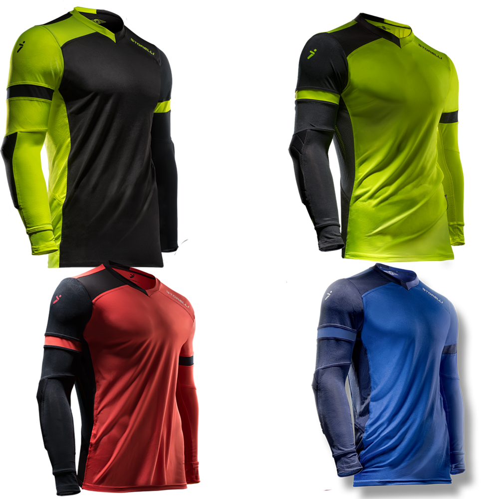 Storelli Exoshield Gladiator Goalkeeper Jerseys