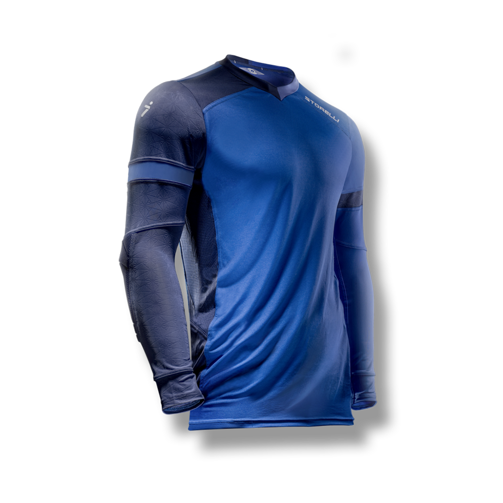 Storelli Exoshield Gladiator Goalkeeper Jersey Blue