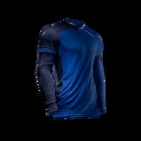 Storelli Exoshield Gladiator Goalkeeper Jersey Hydra Blue
