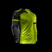 Storelli Exoshield Gladiator Goalkeeper Jersey Strike Yellow