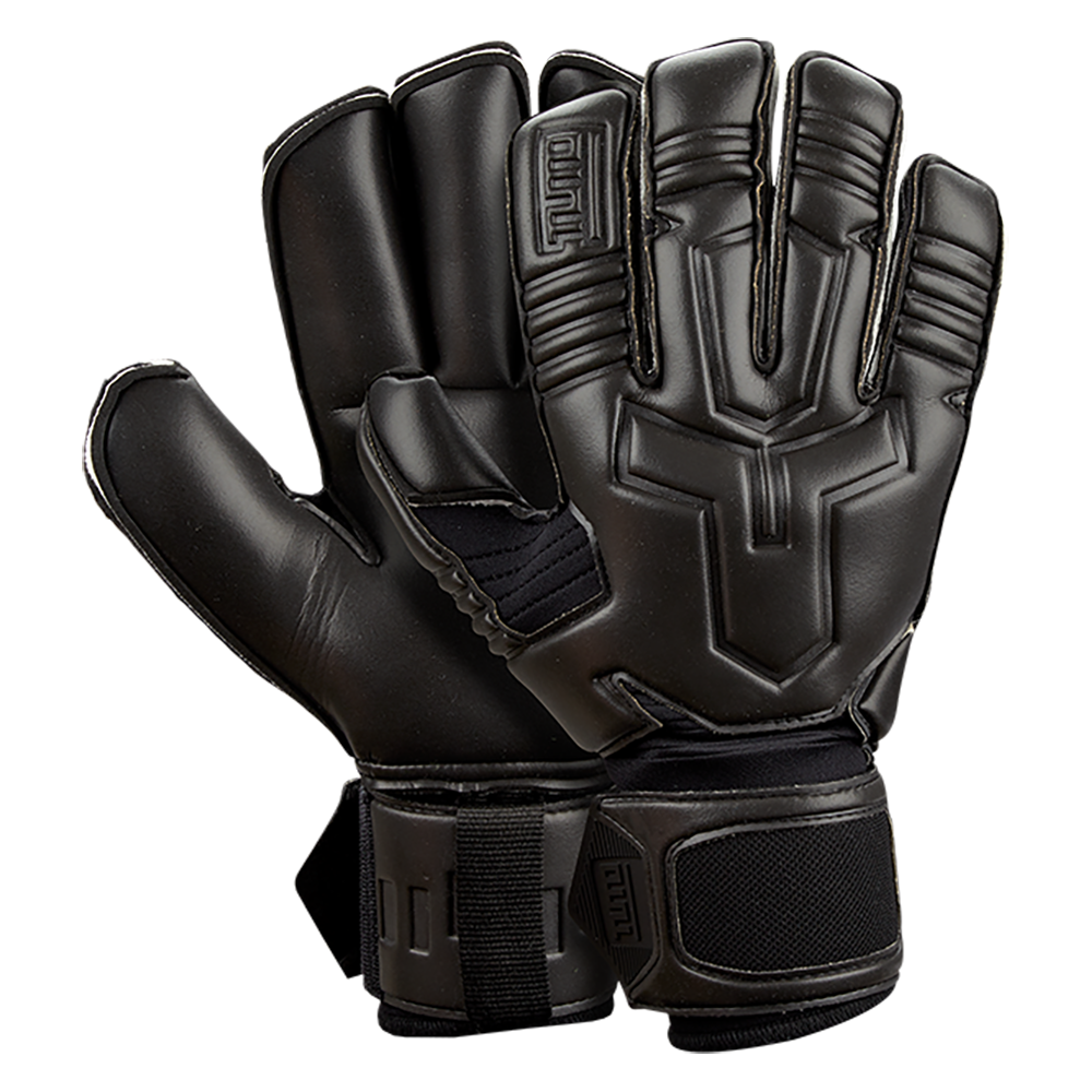 Black nike goalkeeper gloves -  Tuto Tenaci Rf Blackout Goalkeeper Gloves Keeperstop