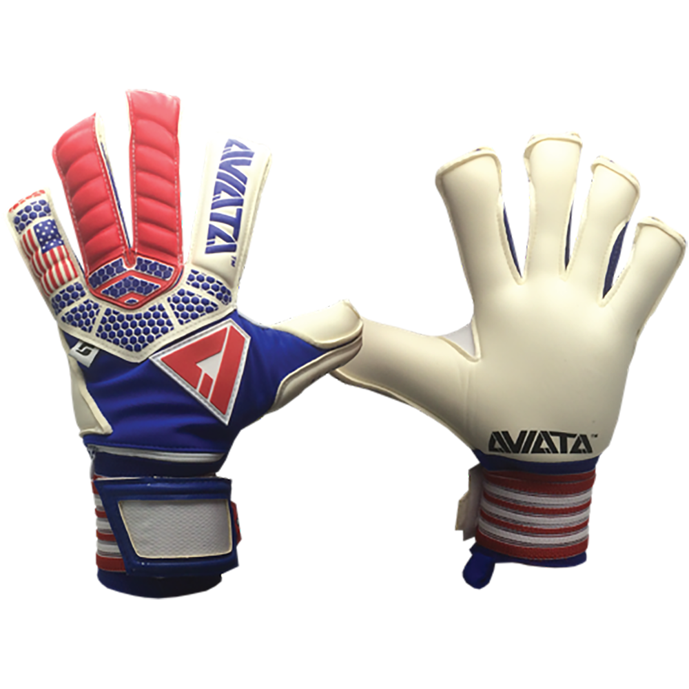 Aviata Stretta Feuer USA V5 Goalkeeper Gloves