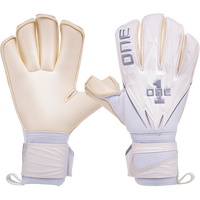 The One Glove Geo Argentum Goalkeeper Gloves