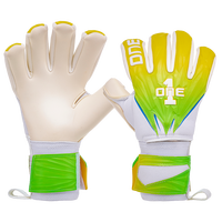 The One Glove Geo Flux Goalkeeper Gloves