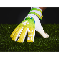 The One Glove Geo Flux Goalkeeper Glove Back Hand