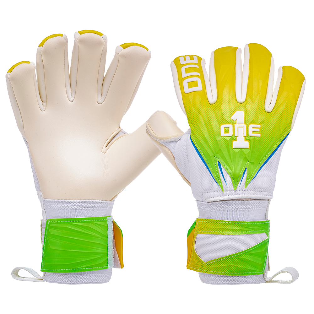 The One Glove Geo Flux Goalkeeper Gloves | Keeperstop