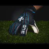 The One Glove Geo Zeus Goalkeeper Glove Back Hand