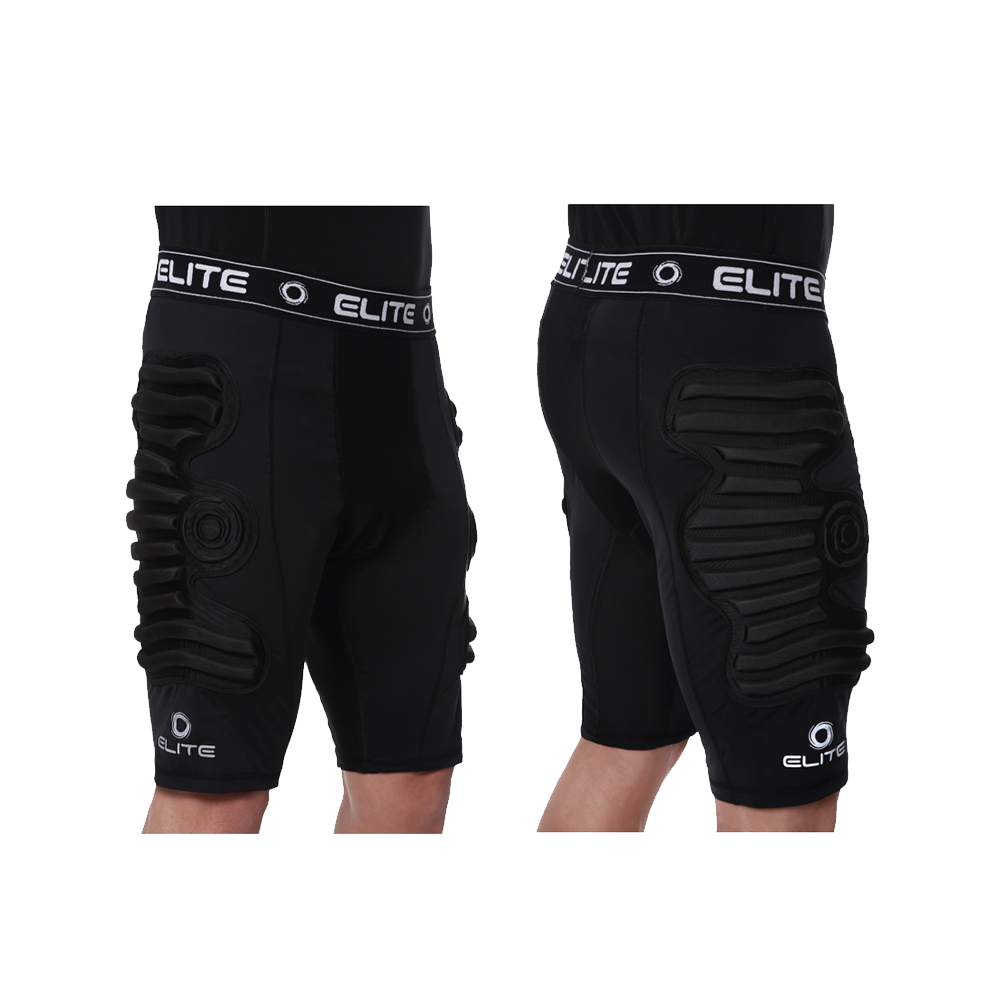 Elite Sport Padded GK Slider Shorts
