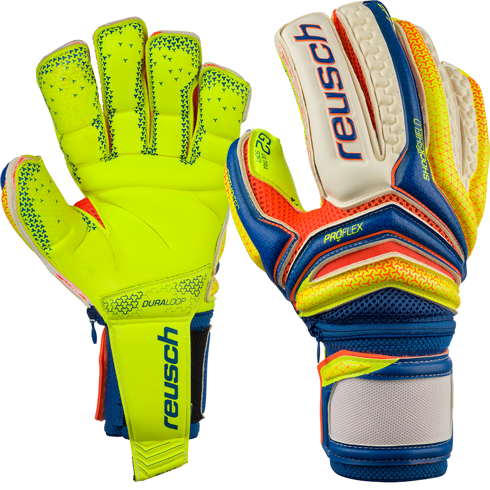 Reusch Serathor Supreme G2 Ortho Tec Both Goalkeeper Gloves