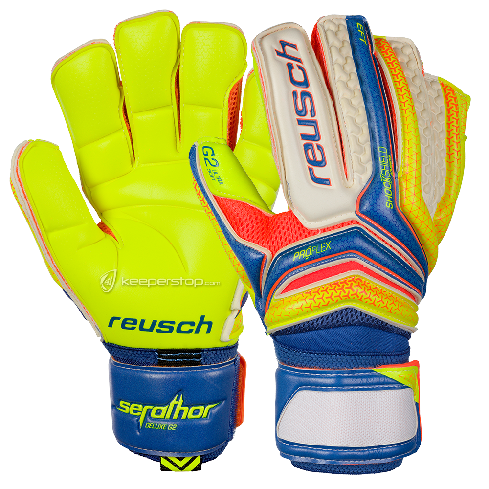Reusch Serathor Deluxe G2 Both