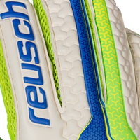 Reusch Serathor Prime G2 Ortho Tec backhand closeup