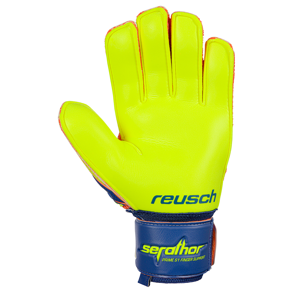Reusch Serathor Prime S1 Finger Support Palm