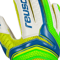 Reusch glove with fingersaves on sale