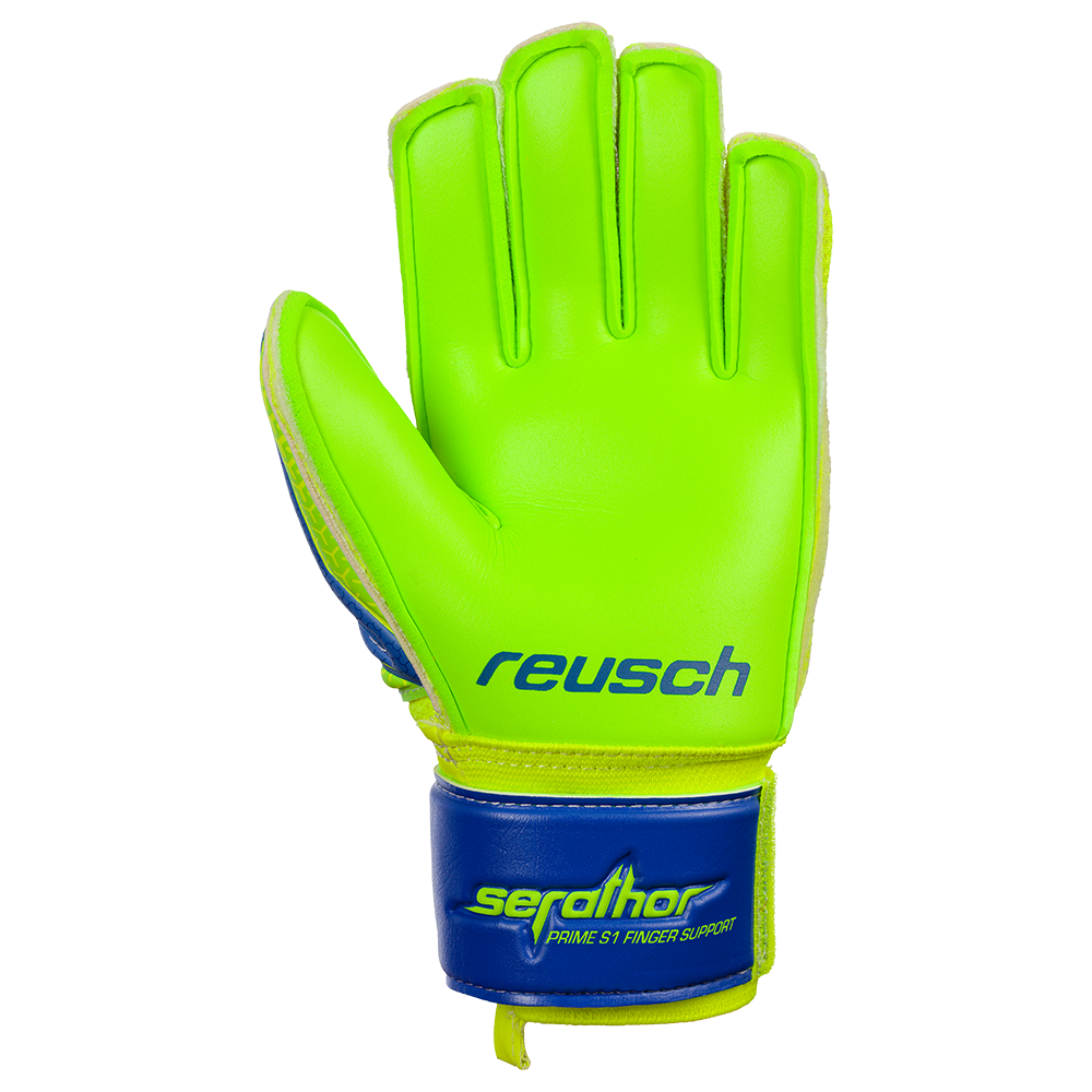 Reusch junior glove with good grip