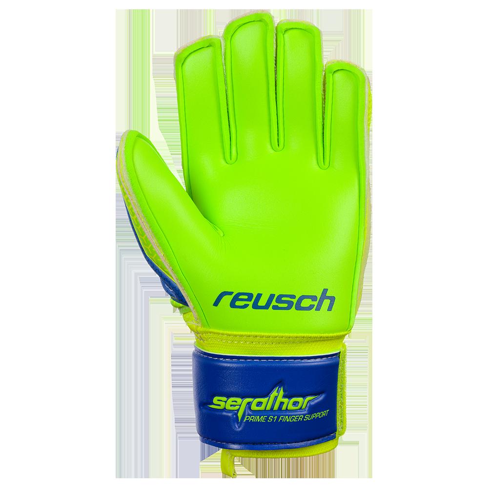 Reusch junior glove with good grip
