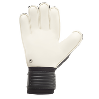 Game goalkeeper glove with absolutgrip latex